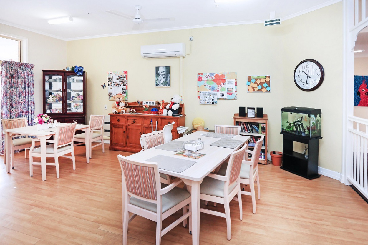 Churches of Christ in Queensland Buckingham Gardens Aged Care Service