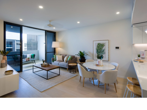Affordable living in luxury surrounds