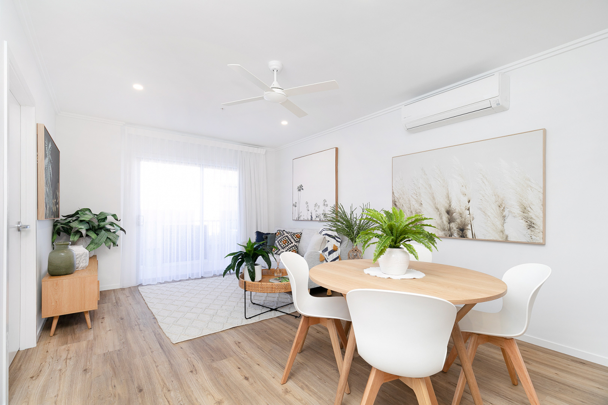 Brand new, luxury one-bedroom apartments 28  Akuna Way - Mango Hill 4509 Retirement Property for Sale