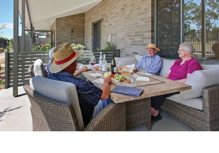 Parkes Retirement Living Units