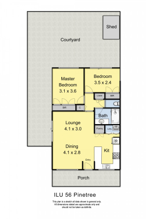 Beautifully presented two bedroom unit in a great location!