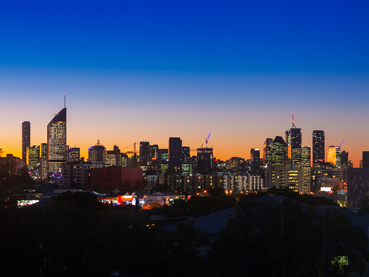 Superb City View Retirement Apartment 58/43 Taylor Street - Woolloongabba 4102 Downsizing Apartment for Sale
