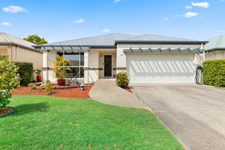 Secure living in lifestyle community