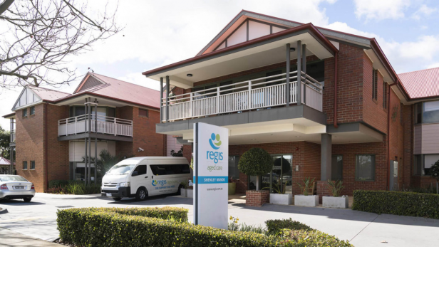 Regis aged Care-- SHENLEY MANOR
