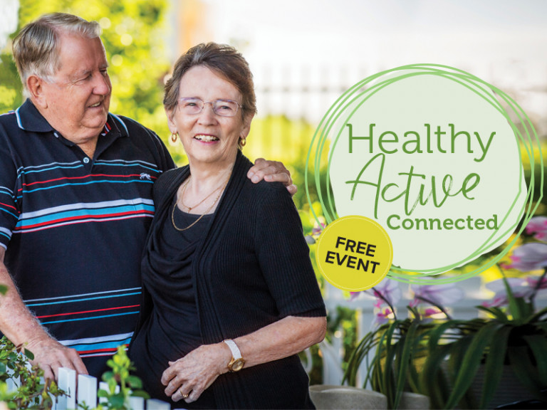 Healthy Active Connected - Free Event at Anglicare Castle Hill - Fri, 15 Nov, 9:30am-12pm