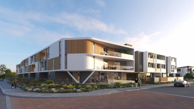 Perth alive with new seniors housing projects