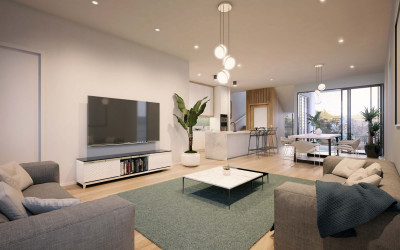 Prestige Town Home Living Perfectly suited to Downsizers!