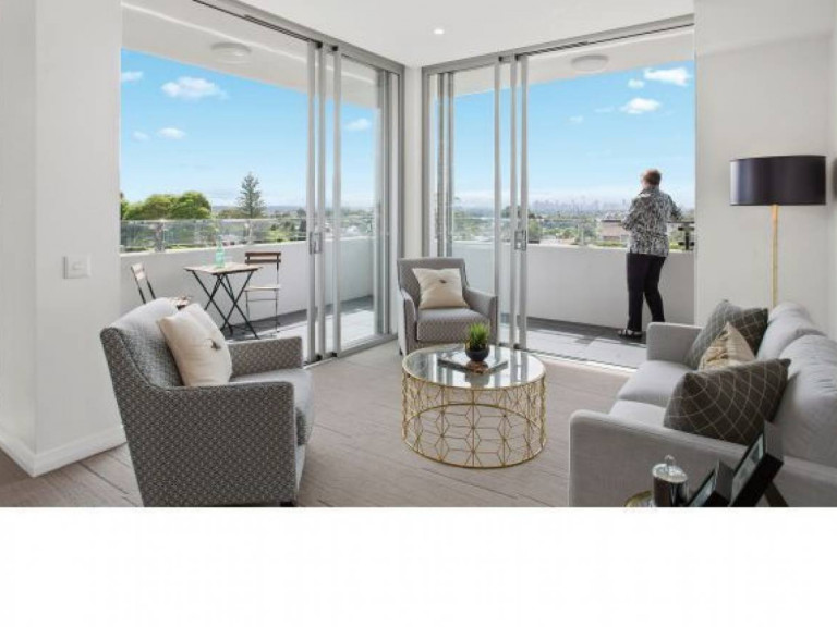 Kirk Apartments - For the Independent Retiree