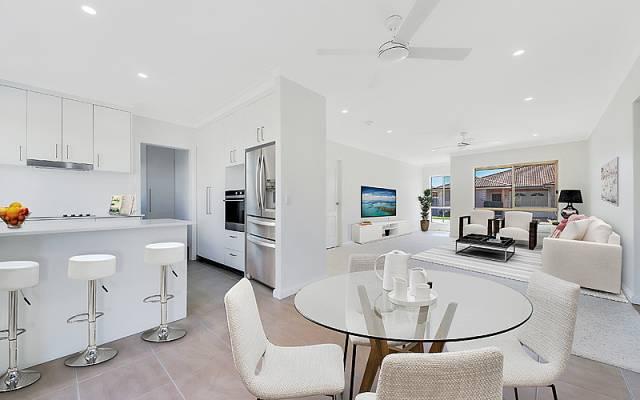Spacious 2 bedroom,  2 bathroom villa in prime location! Tranquil Waters Beachfront Retirement Village
