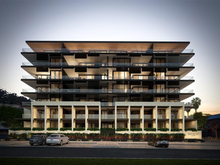 Ravello - Luxury 3 bedroom apartments