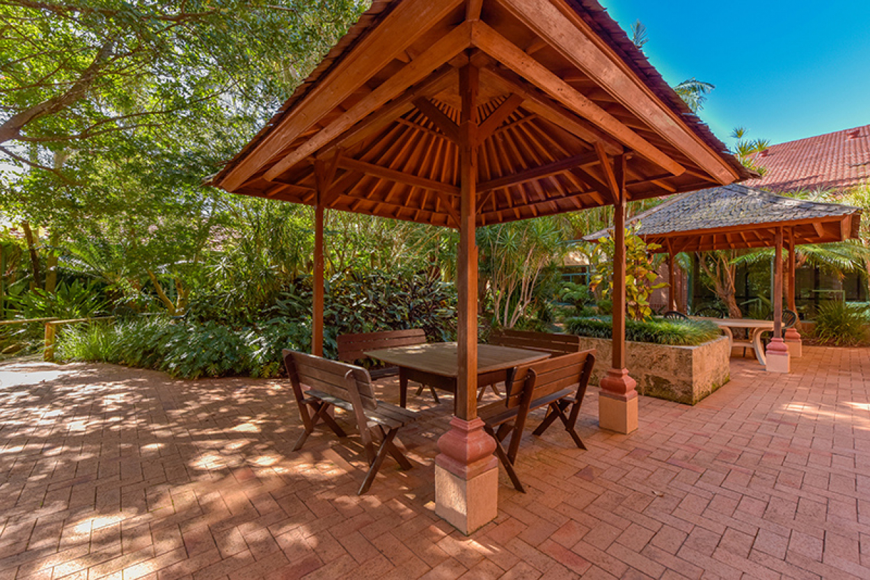 Retire amidst 12 acres of stunning parkland on the Central Coast