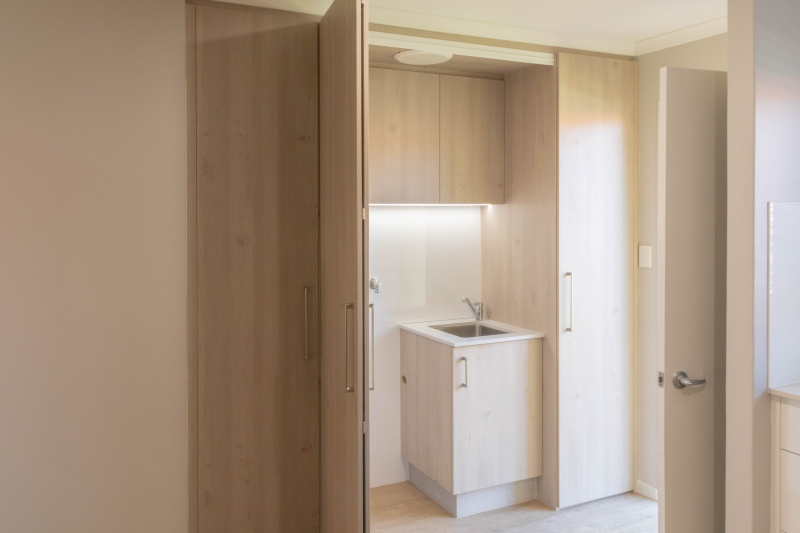 Frederick Guest Village - 2 Bedroom Unit