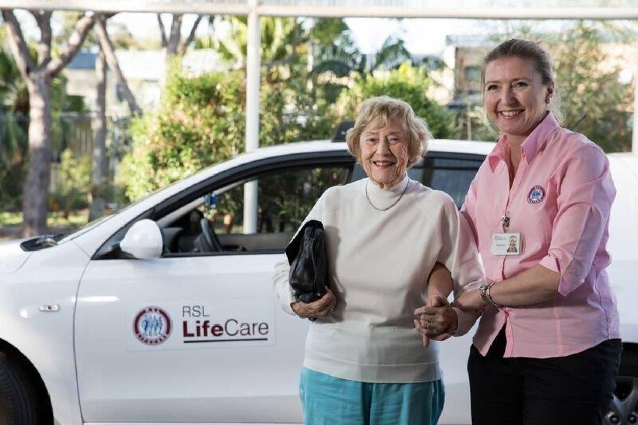 RSL LifeCare at Home Central Coast, Hunter & Great Lakes (NSW)