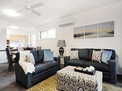 Brand new 2 bedroom villa