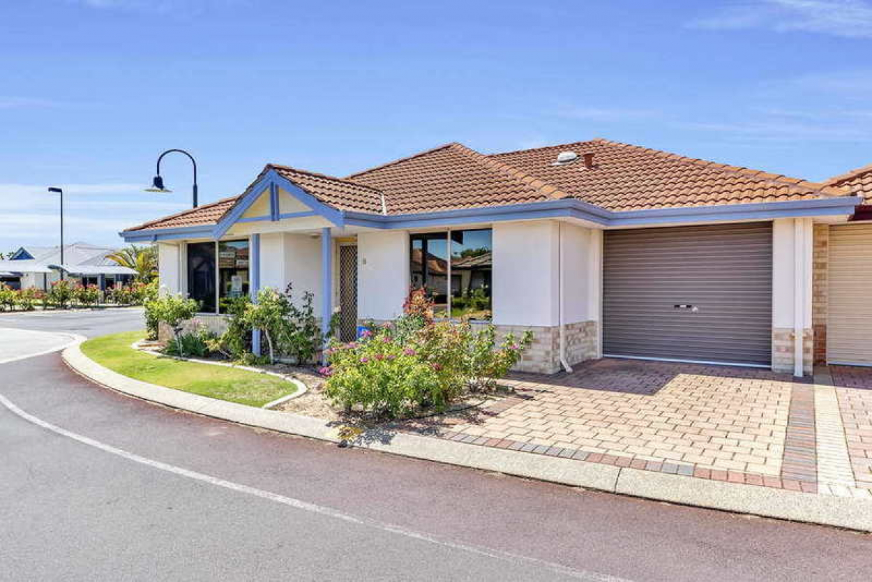 Perfect location and close to village facilities