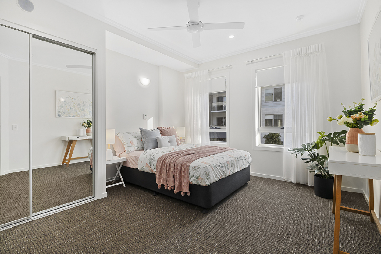 State-of-the-art two-bedroom luxury apartment 147 Oldfield Road - Sinnamon Park 4073 Downsizing Apartment for Sale