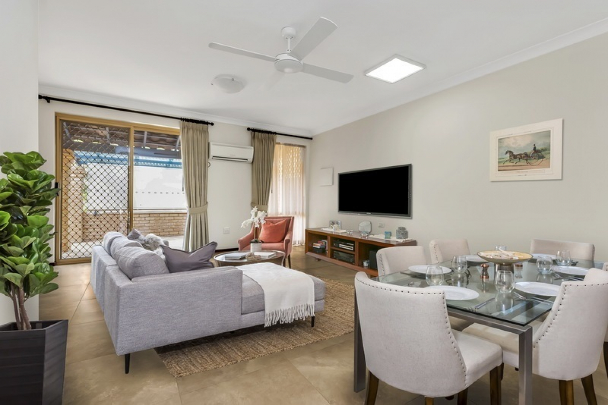 Retirement lifestyle you deserve in a location you will love with light and bright villa