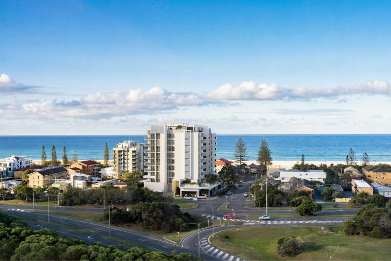SOLD Apartment 141 | The Pavilion North Kirra