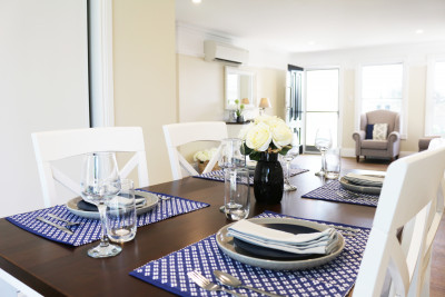 Spacious brand new two-bedroom units + study