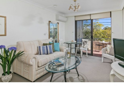 Serviced Apartment Offering Afternoon Sunshine