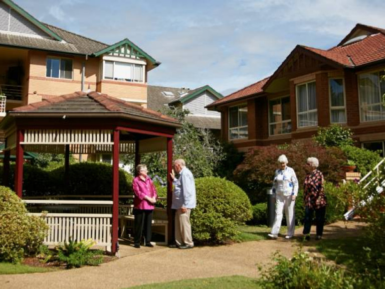 Retirement living in the heart of it all