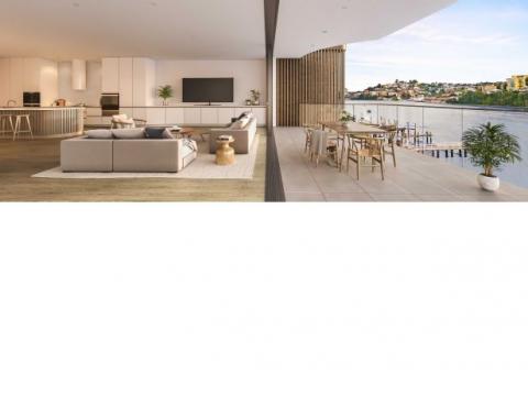 Stunning ONE Bulimba Riverfront Apartment Living