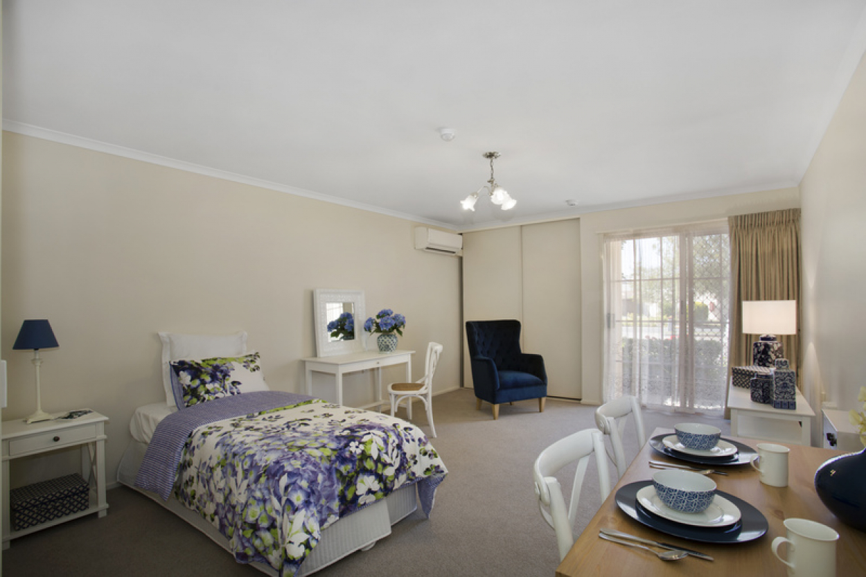 Enjoy the benefits of serviced apartment living