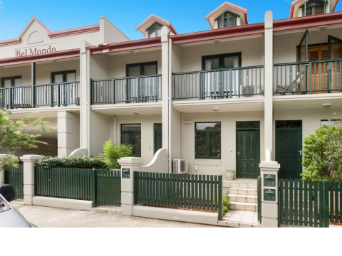 Amazing Terrace, Stunning Location, Zoned B2 Residential/Business