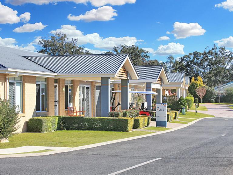 Regency Park Retirement Village Open Home