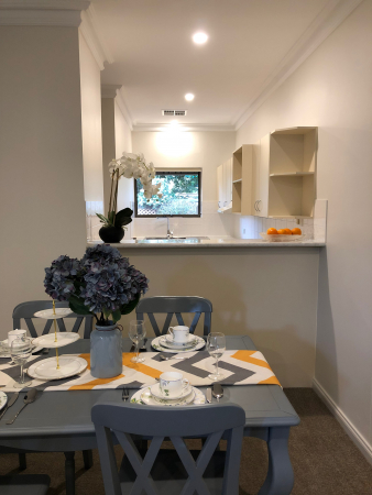 Unit 21 - Stunning home available in Vailima Gardens Retirement Community!  VILLA 21 /  Hackney Road - Hackney 5069 Retirement Property for Sale