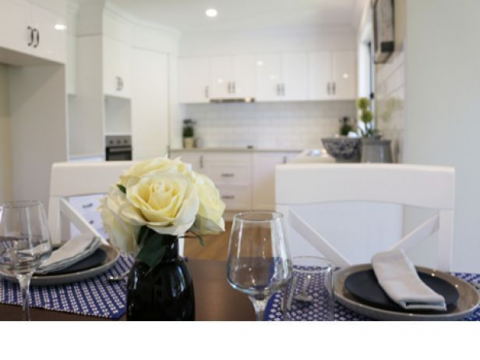 Beautiful two-bedroom units in spacious estate