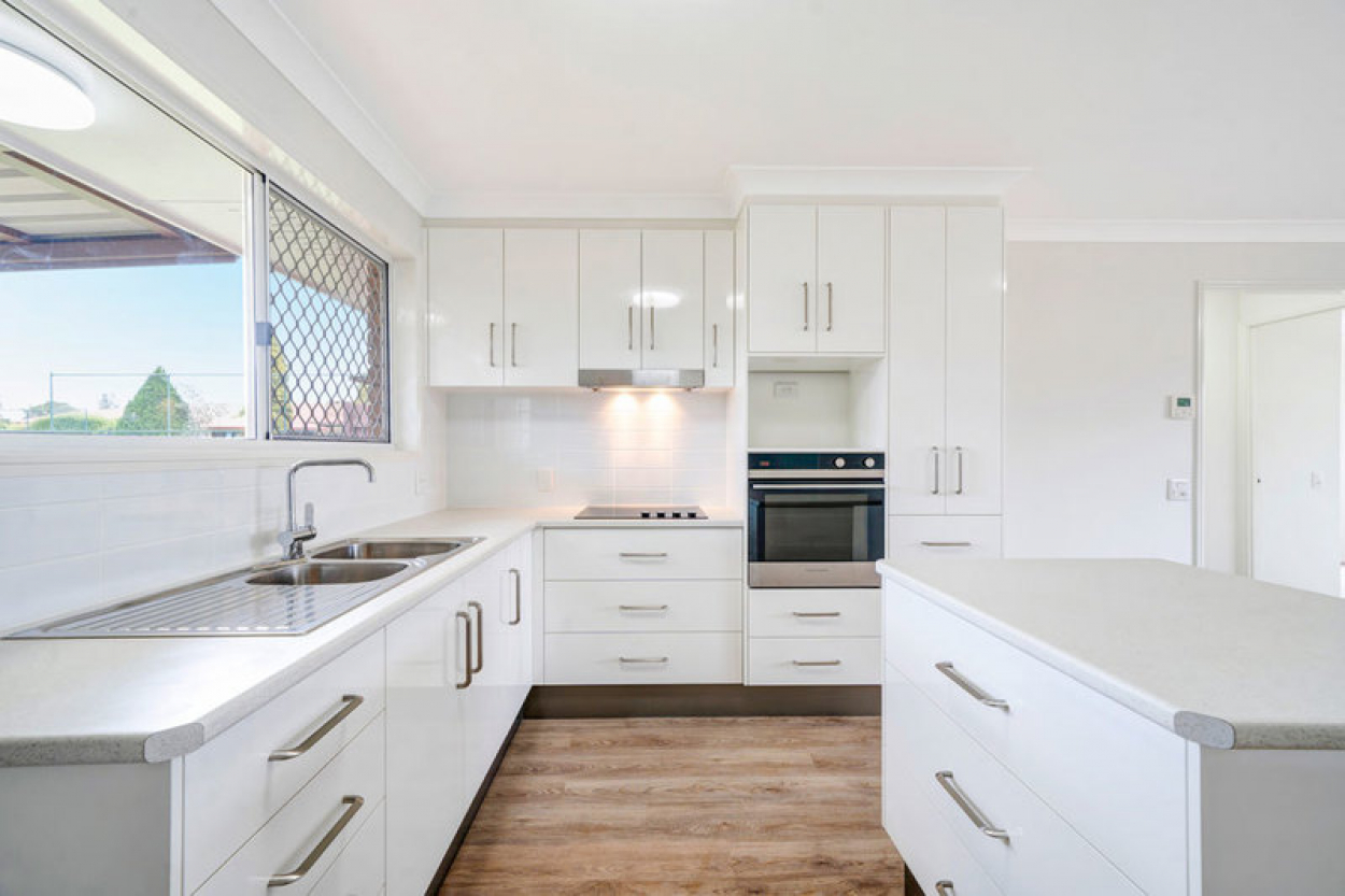 Beautiful North Facing Unit - fully refurbished in a nice, quiet area.