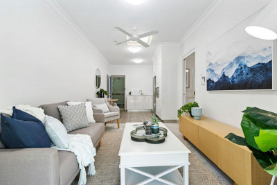 Serviced apartment living at it's best
