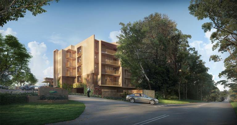 Apartment 315 | The Ninth Middle Ridge