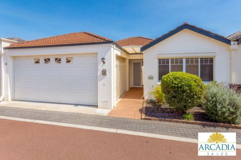 ARCADIA WATERS MADDINGTON - 3 Bedroom Semi Ensuite