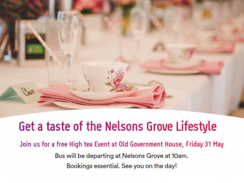 Get a Taste of the Retirement Village Lifestyle. Free Events
