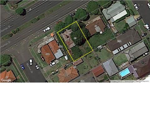 Redevelopment Site