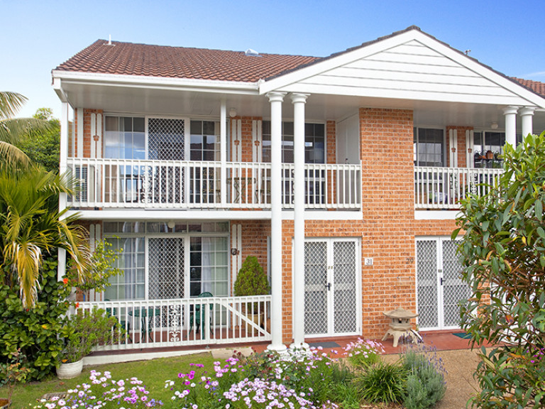Discover superior retirement living living on Sydney's northern beaches