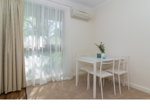Lovely and light … You won't be disappointed at Bartonvale Village!