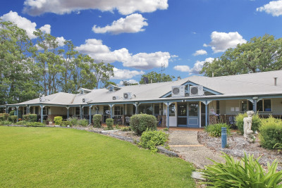 Churches of Christ in Queensland Inglewood Aged Care Service