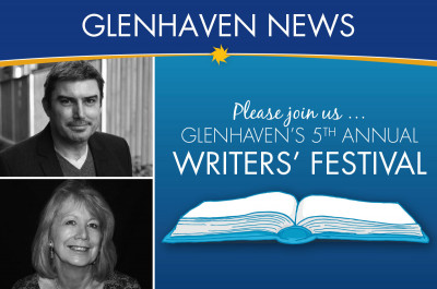 Invitation to a Writers' Festival plus meet our $5,000 travel prize winner!