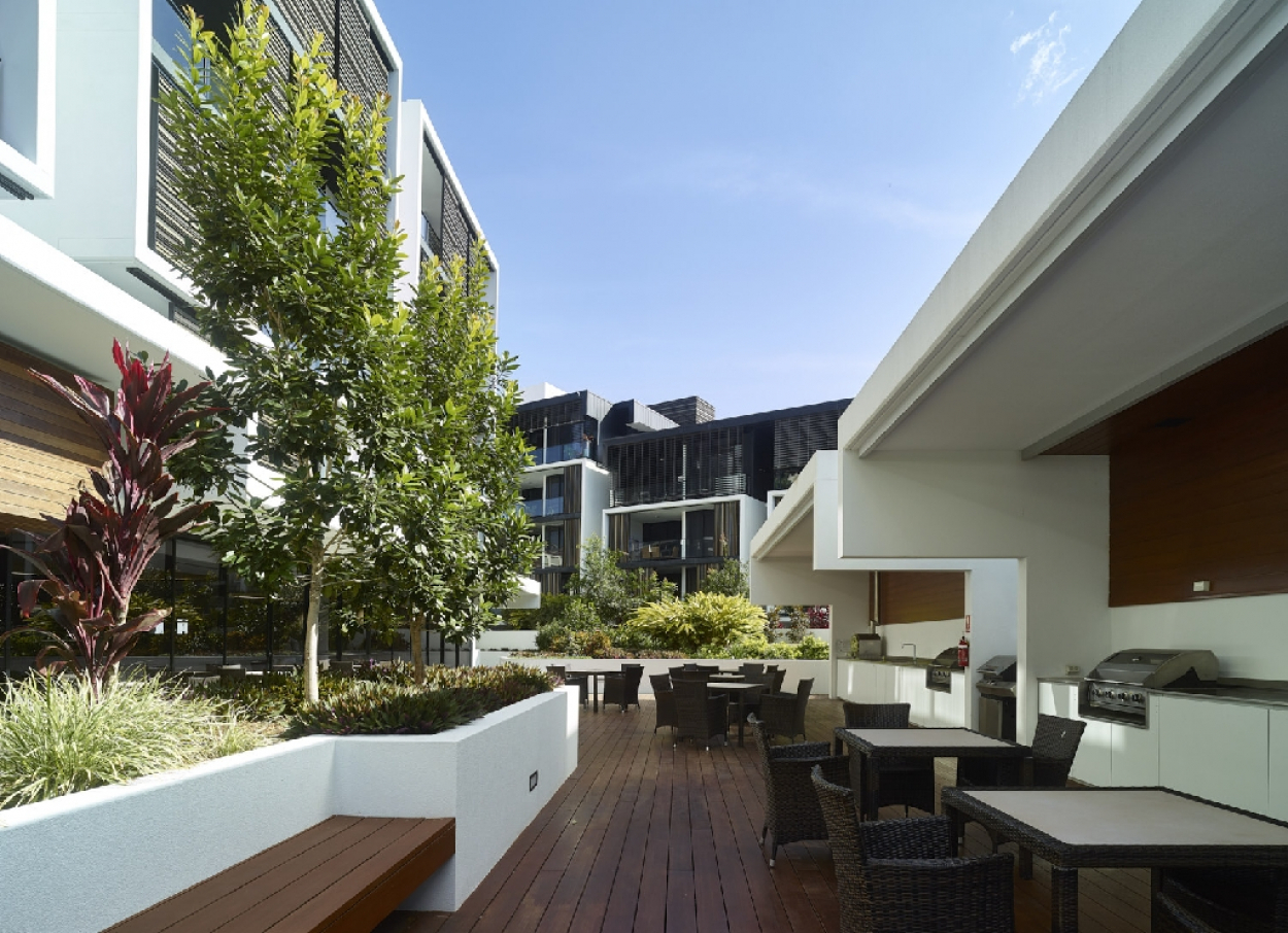 The Village Coorparoo 398  Cavendish Road - Coorparoo 4151 Retirement Property for Sale