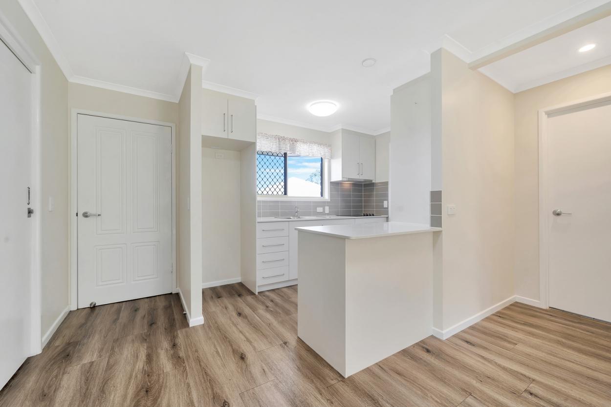 Bonus north-facing sunroom - Westhaven 29 - UNDER DEPOSIT 29/55  Arabian Street - Harristown 4350 Retirement Property for Sale