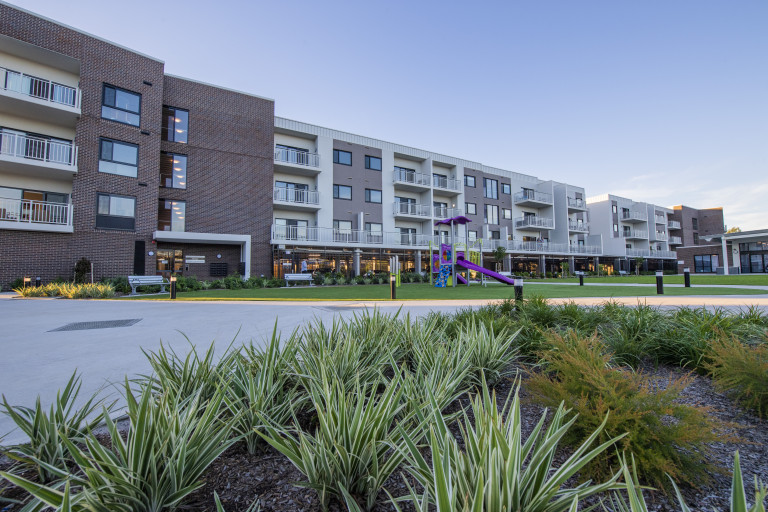 BRAND NEW apartments - Anglicare Rooty Hill Village