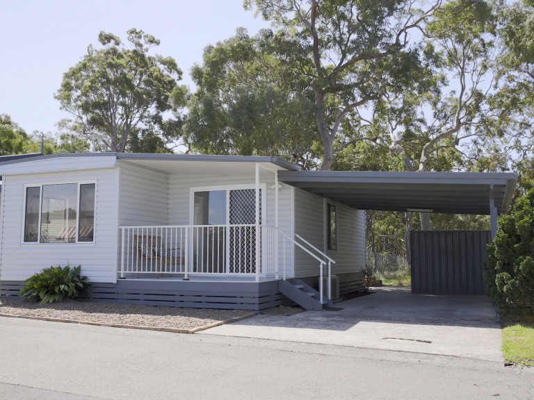 Original Charm with a Modern Twist 2 bedroom Mobile Home  in Bevington Shores over 50's Lifestyle Village