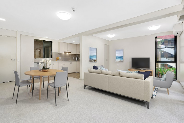 Anglicare Sydney - Newly-revitalised 2-bed units in Castle Hill from $446,000