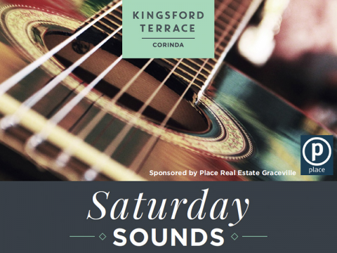 Free Event: Saturday Sounds