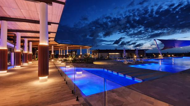 Luxury resort living at RV Lifestyle Village Oceanside