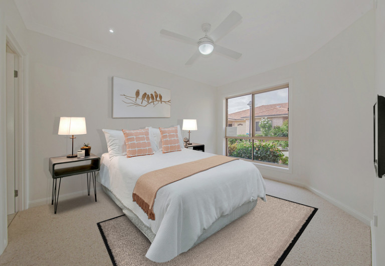 Charming 2 bedroom Villa - BONUS OFFER FREE RELOCATION PACKAGE! Tranquil Waters Beachfront Retirement Village