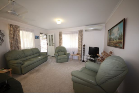 Spacious Two Bedroom Property